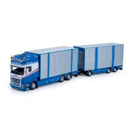 72683 Tekno Scania R13 Topline Van Rooyen