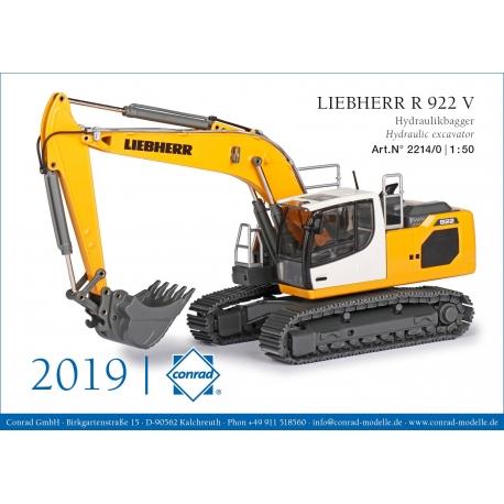 2214/0 Conrad LIEBHERR R922 Tier V