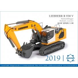 2215/0 Conrad LIEBHERR R938 Tier V