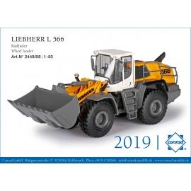 2449/08 Conrad LIEBHERR L 566 XPOWER