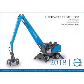 2969/0 Conrad FUCHS TEREX MHL 350