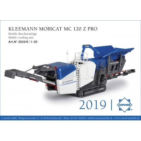 2522/0 Conrad KLEEMANN Mobicat MC 120 Z Pro