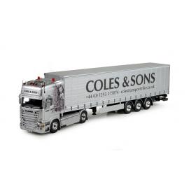 72779 Tekno Scania R13 Topline Coles
