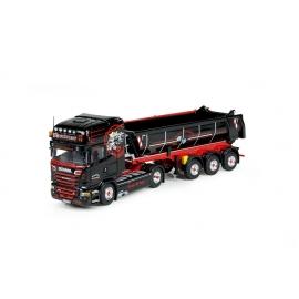 68602 Tekno Scania R09 Top Haffner
