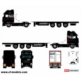 1039A WSI/CF-Models VOLVO FH3 Globe XL Redline