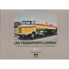 JJE 04 LES TRANSPORTS LOHEAC Tome 1