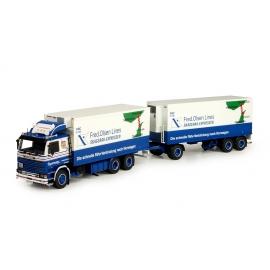 74996 Tekno Scania R142 Langtransport