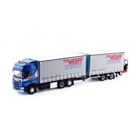 75146 Tekno Scania R Highline Van der Werff