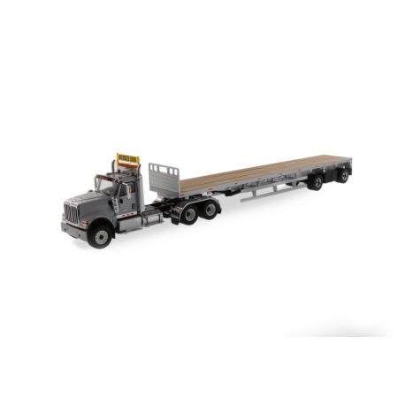 71041 IMC International HX520 Flat Bed Trailer 53'