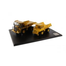 85562 DCM Pack évolution Dumper CAT 769 - 770