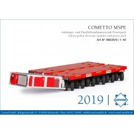 98035/0 Conrad COMETTO MSPE
