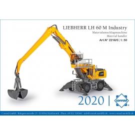 2218/0 Conrad LIEBHERR LH60 M