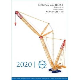 2744/05 Conrad DEMAG CC3800-1