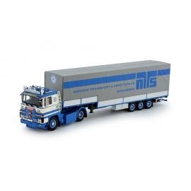 70252 Tekno Scania 141 Nordisk Transport