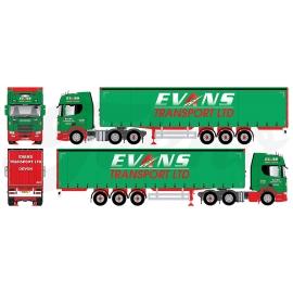 81838 Tekno Scania R Highline Evans LTD