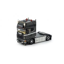 76798 Tekno Scania 164/580 Topline Bourree & Fils