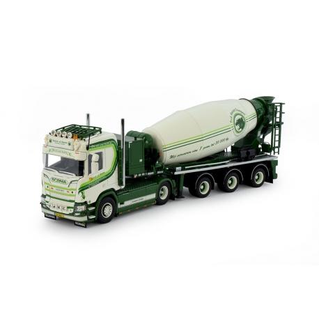75127-1 Tekno Scania R Semi Mixer Hoeven