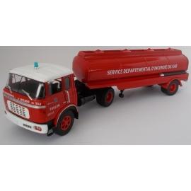 ODEON 066 BERLIET TR12 4x2 Service d'incendie du Var