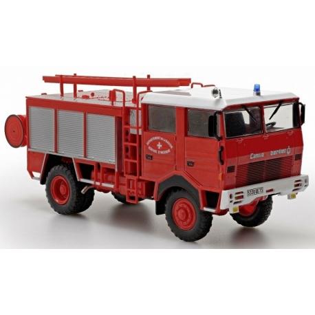 IXO 70 BERLIET GBD 4x4 CAMIVA Pompier de Savoie