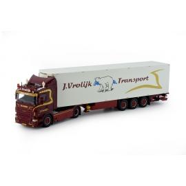 81154 Tekno Scania R09 Vrolijk