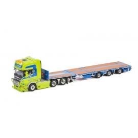 01-3418 WSI Scania R13 Topline NORDIC CRANE