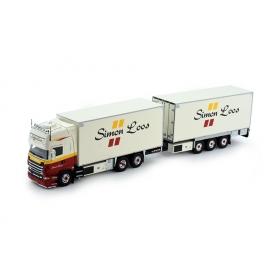 81414 Tekno Scania R13 Simon Loos