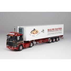 63262 Tekno Scania 141  Ralph Davies