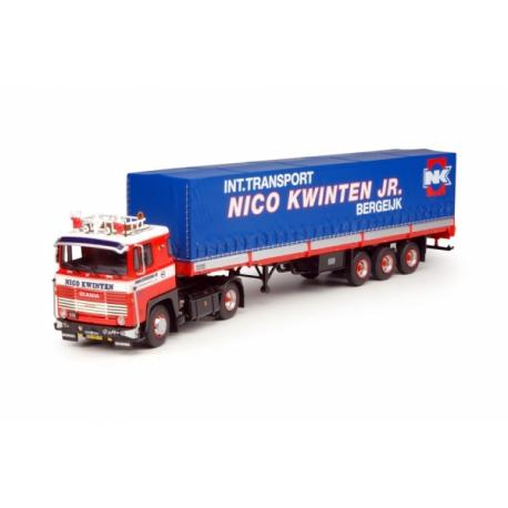 64139 Tekno Scania 111 Kwinten