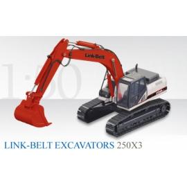 2202/0 Conrad LINK-BELT EXCAVATORS 250 X3