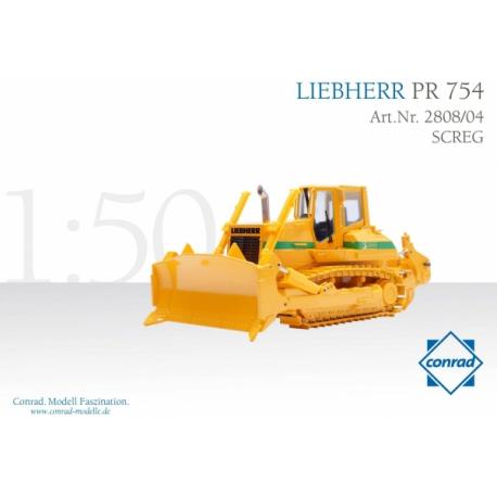 2808/04 Conrad Liebherr PR754  Screg