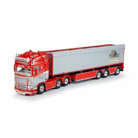 64273 Tekno Scania R Topline S.Verbeek