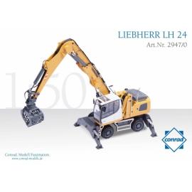 2947/0 Conrad Liebherr LH 24