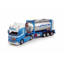 65456 Tekno Scania R09 HL IN T Veen