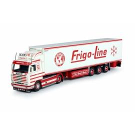 65525 Tekno Scania 143 SL Frigo Line