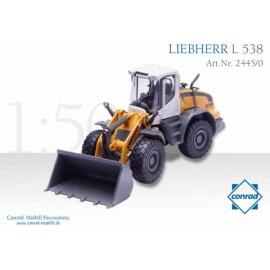 2445/0 Conrad LIEBHERR L538