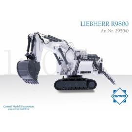 2950/0 Conrad LIEBHERR 9800