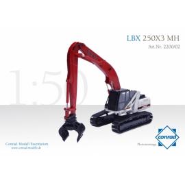 2200/02 Conrad LINK-BELT LBX 250X3