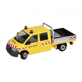 888/02 NZG Volkswagen T5 Crew cab Granvia